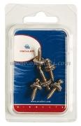 Accessori Nautica Blister 5 bottoni maschi Tenax vite autofilettante  [1044150]