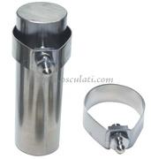 Accessori Nautica Fascette in acciaio inox 22 mm per bottoni Tenax  [1044522]<br/><font color=#962308>Quantità Minima: 4 pezzi (3.47€ al p.zo) </font>