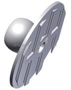 Accessori Nautica 10 Fissaggio maschio  [1046103]