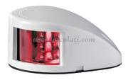 Fanale di via Mouse Deck rosso corpo ABS bianco  [1103701]Accessori Nautici