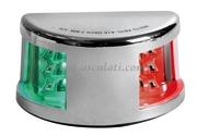 Fanale di via Mouse Deck bicolore corpo inox  [1103725]Accessori Nautici