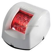 Fanale di via Mouse rosso corpo ABS bianco  [1103801]Accessori Nautici