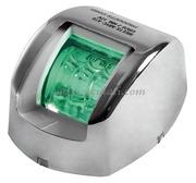 Fanale di via Mouse verde corpo inox  [1103822]Accessori Nautici