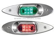 Fanali di via Evoled Eye rosso/verde