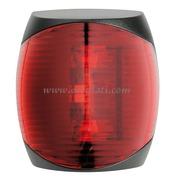 Accessori Nautica Fanale di via Sphera II rosso corpo ABS nero  [1106001]