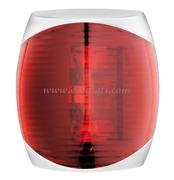 Accessori Nautica Fanale di via Sphera II rosso corpo ABS bianco  [1106011]