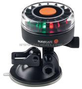 Accessori Nautica Lampada Navisafe 360 gradi tricolore supporto a ventosa  [1113907]