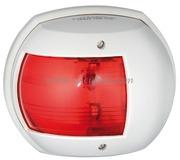 Serie MAXI 20 - Carcassa bianca - 24 V 15 W- Tipo Rosso 112,5  gradi Sinistro
