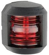 Luci di via UTILITY Compact. Carcassa nera - Tipo Rosso 112,5 gradi Sinistro