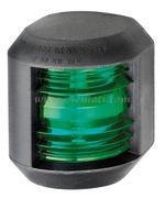 Luci di via UTILITY Compact. Carcassa nera - Tipo Verde 112,5 gradi Destro