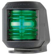 Luci di via UTILITY Compact per fissaggio in coperta - Carcassa Nera - Tipo Verde 112,5 gradi Destro