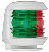 Luci di via UTILITY Compact per fissaggio in coperta - Carcassa Bianca - Tipo Rosso-Verde 225 gradi Bicolore