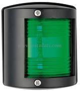 Luci di via UTILITY 77 -  Verde 112,5 gradi destro - Carcassa nera