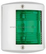 Luci di via UTILITY 77 -  Verde 112,5 gradi destro - Carcassa bianca