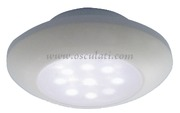 Accessori Nautica Plafoniera stagna LED bianca  [1317901]