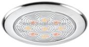 Accessori Nautica Plafoniera LED 5+4 luce rossa  [1317981]