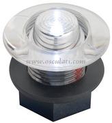 Accessori Nautica Luce di cortesia a LED bianca  [1318301]<br/><font color=#962308>Quantità Minima: 2 pezzi (3.68€ al p.zo) </font>