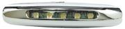 Accessori Nautica Luce cortesia cromata 5 LED bianchi  [1318701]