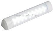 Accessori Nautica Luce LED 12/24 V 1,8 W 3500 K angolare  [1319311]