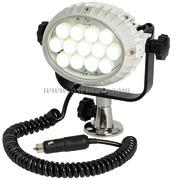 Accessori Nautici Faro di profondità NIGHT EYE LED. Con basetta