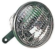 Accessori Nautici Faro per crocette in acciaio inox, fissa. 12 Volt