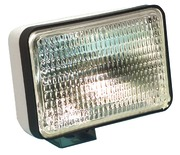 Faro impermeabile con bulbo ottico alogeno stagno Sealed Beam