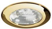 Accessori Nautica Plafoniera Asterope dorata  [1343402]