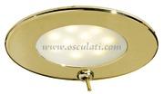 Accessori Nautica Faretto Atria inox dorato  [1344707]