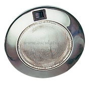 Plafoniera inox incasso 12 V 15 W