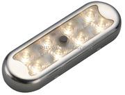 Accessori Nautica Plafoniera Bimini inox compatta a 8 LED  [1352502]