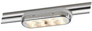 Accessori Nautica Plafoniera Bimini inox compatta a 8 LED  [1352504]