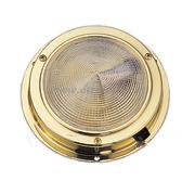 Accessori Nautica Plafoniera ottone 140 mm  [1354311]