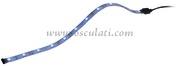 Accessori Nautica Strip di ambientazione 30 LED blu  [1383409]