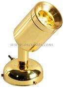 Accessori Nautica Applique snodata lucida 1 x 1 W HD  [1390002]