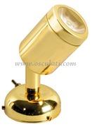 Accessori Nautica Applique snodata lucida 1 x 3 W HD  [1390402]
