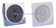 Accessori Nautica Reostato 12/24 V per LED 24 W bianco  [1402401]