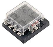 Accessori Nautica Box per 8 fusibili lamellari  [1410071]