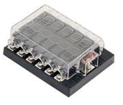 Accessori Nautica Box per 12 fusibili lamellari  [1410073]