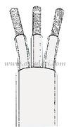 Accessori Nautica Cavo tripolare 1,5 mm²  [1414715]