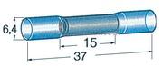 Tubetto preisolato termoretraibile 2 cavi per giunzione stagna