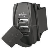 Accessori Nautica Presa di corrente con doppia USB  [1419560]