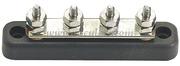 Accessori Nautica Bus Bar porta terminali 4 x 5 mm  [1420704]<br/><font color=#962308>Quantità Minima: 2 pezzi (8.47€ al p.zo) </font>