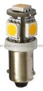 Accessori Nautica Lampadina 12 V BA9S 0,9 W 61 lm  [1422501]<br/><font color=#962308>Quantità Minima: 2 pezzi (5.93€ al p.zo) </font>