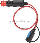 Cavetto con presa standard accendino Optional  [1427321]Osculati accessori