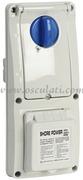 Accessori NauticiPannello elettrico stagno 30 A Misure:275x120mm
