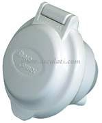 Accessori NauticiPRESA impermeabile IP X7 Materiale:abs Colore:bianco