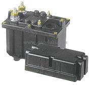 Accessori NauticiStaccabatteria automatico (teleruttore generale di corrente con alimentazione della bobina) 12 Volt