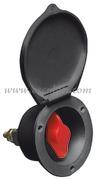 Staccabatteria Heavy Duty Nero  - 14.385.55 Osculati accessori