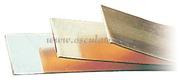 Accessori Nautica Piattina rame zincato 2 x 20 mm (barra da 4,20 m) [1439200]