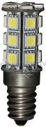 Accessori Nautica Lampadina LED 12/24 V E14 3,2 W 260 lm  [1444310]